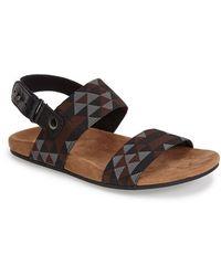 TOMS 'Moreno' Sandal multicolor - Lyst