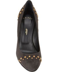 Maiyet Black Studded Pumps - Lyst