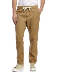 Ocean Current - Boulevard Twill Joggers - Lyst