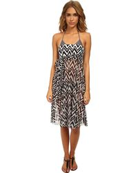 Athena Sierra Multi Dress Cover-Up - Lyst