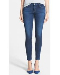 AG Adriano Goldschmied 'Contour 360' Ankle Leggings - Lyst