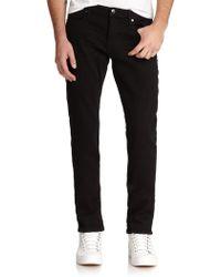 Frame Denim L'Homme Slim-Fit Jeans - Lyst