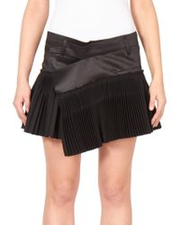 Haider Ackermann | Pleated Wrap-front Skirt | Lyst
