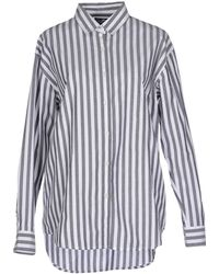 Cheap Monday Shirt - Lyst