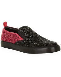 Gucci Board Bling Sneaker - Lyst