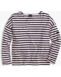 J.Crew | Saint James Slouchy T-shirt | Lyst
