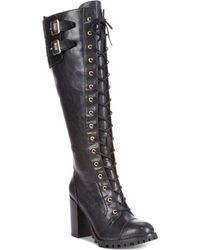 Report Signature Astrid Tall Boots - Lyst