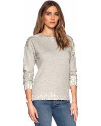 Mother The Big Easy Sweatshirt - Lyst