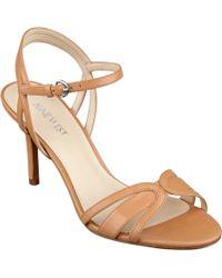 Nine West Gardenia Ankle Strap Sandals - Lyst