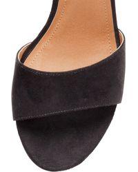 H&M | Wedge-heel Sandals | Lyst