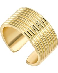 Theo Fennell - Yellow Gold Whip Torque Ring - Lyst