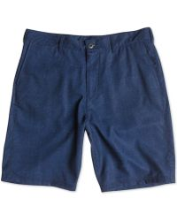 DC Shoes - Worker Hybrid Straight Shorts - Lyst