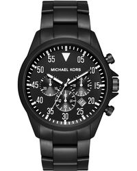 MICHAEL Michael Kors - 45mm Gage Stainless Watch - Lyst