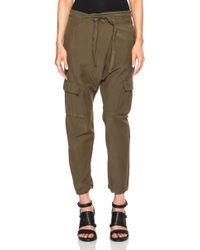 Citizens of Humanity Casbah Cargo Pants - Lyst