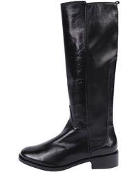 Lorenzo Masiero | Leather Riding Boot | Lyst