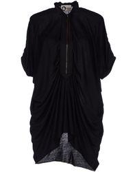 Lanvin Black T-shirt - Lyst