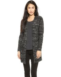 Enza Costa Boucle Sweater  - Lyst