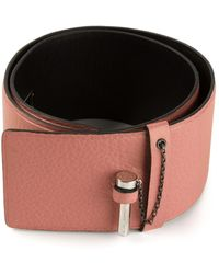 Carven Chain Bolt Belt - Lyst