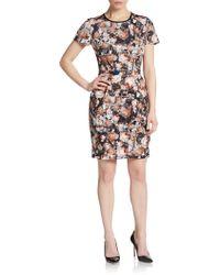 Sachin & Babi Adorn Dress floral - Lyst