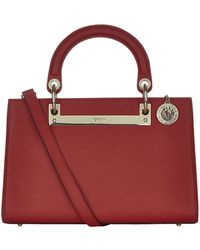 DKNY Medium Saffiano Shopper - Lyst