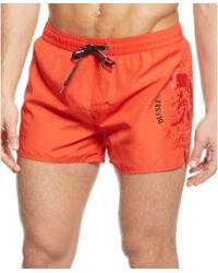 Diesel Bmbxcoralrif Swim Trunks - Lyst
