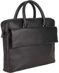 Araldi - Topzip Briefcase - Lyst