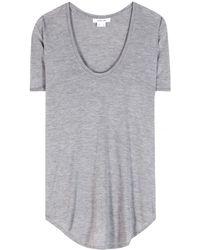 Helmut Lang Jersey T-shirt - Lyst