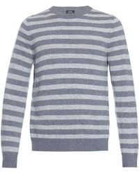 A.P.C. Wool And Cashmere-Blend Sweater - Lyst
