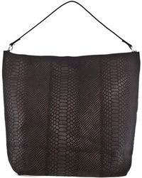 Danielle Foster Kit Hobo Leather Shoulder Bag - Lyst