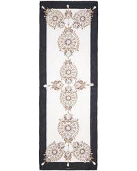 Givenchy | Jewel Print Silk Scarf | Lyst