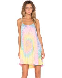 UNIF - Psych Jersey Dress - Lyst