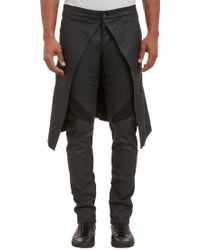 Gareth Pugh - Leggings with Skirt Overlay - Lyst