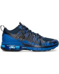 Nike Men'S Air Max Tr180 Amp Training Sneakers From Finish Line - Lyst