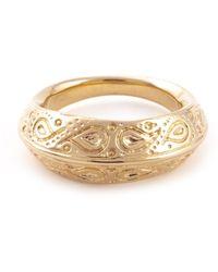 Aurelie Bidermann Apache Ring - Lyst