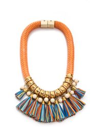 Holst + Lee Holst Lee Miranda Forever Necklace - Lyst