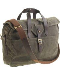 J.Crew - Abingdon Laptop Bag - Lyst