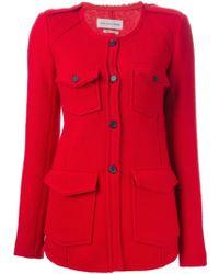 Isabel Marant 'Joff' Jacket - Lyst