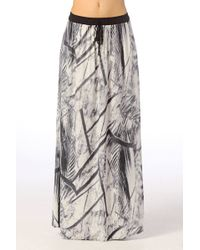 Object Collectors Item Midi Skirt Maxi Skirt Mist Long Skirt 73 - Lyst