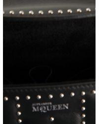 Alexander McQueen Medium Heroine Tote - Lyst