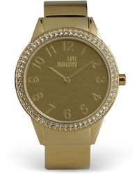 Love Moschino - Watch - Lyst