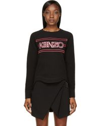 Kenzo  Neon Sign Sweater - Lyst