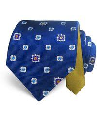 Happy Ties - Medallion Classic Tie - Lyst