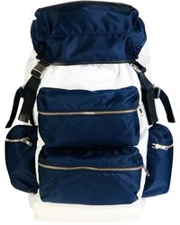 Tim Coppens - X Porter Nylon And Leather Backpack - Lyst