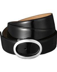 Cartier Leather Belt - Lyst