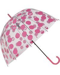 Radley - Moon Dots Walker Umbrella - Lyst