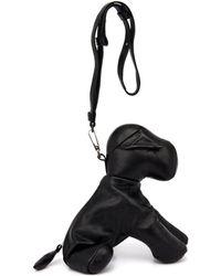 Christopher Raeburn Mutt Leather Shoulder Bag - Lyst