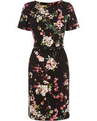 Coast Aurelia Printed Dress - Lyst