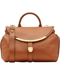 See By Chloé Lizzie Leather Tote - Lyst