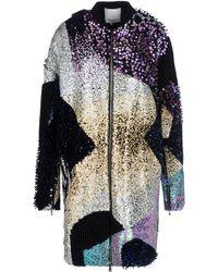 3.1 Phillip Lim Multicolor Full-length Jacket - Lyst