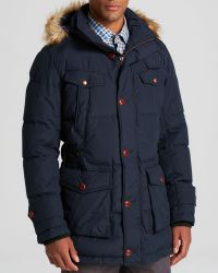 Hugo Boss Boss Orange Obend Down Parka - Lyst